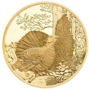 Skarbnica Narodowa moneta głuszec