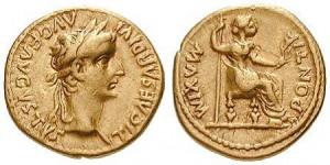 Skarbnica Narodowa Aureus Tyberiusza