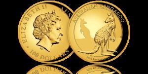 Moneta Kangur Skarbnica Narodowa