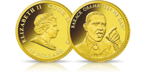 Skarbnica Narodowa Barack Obama